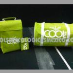 mochila entubada portafolio y bolsita