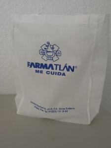 bolsa ecologica para farmacia