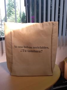 bolsas ecologicas impresas octubre 2013