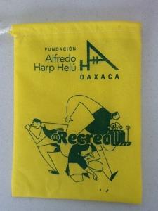 bolsa ecologica oaxaca amarilla 2013