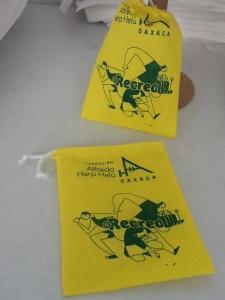 bolsa ecologica oaxaca amarilla