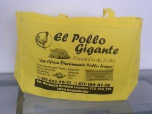 bolsa ecologica publicitaria