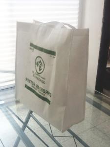 bolsas ecologicas candidatos politicos