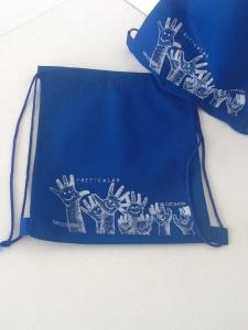 bolsas ecologicas para eventos tipo mochila