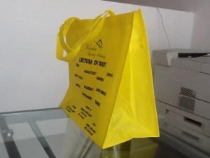 bolsa ecologica para regalo o publicidad