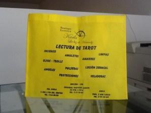 bolsas ecologias amarillas puebla