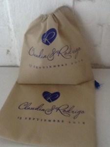 bolsas ecologicas para bodas o recuerdos