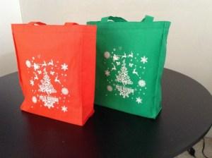 bolsas ecologicas impresas en puebla verdes