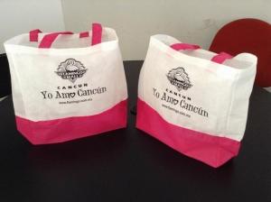 bolsas ecologicas con fuelle cancun 2015