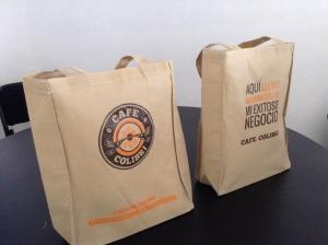bolsas ecologicas impresas 3 tintas 2 caras 2015