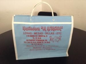 bolsas mandaderas no bolsas ecologicas 2015