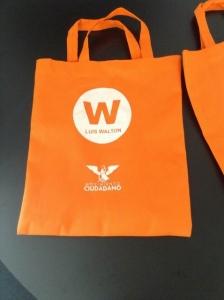 bolsas naranjas ecologicas luis walton