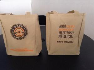 cafe colibri bolsas ecologicas 3 tintas 2015