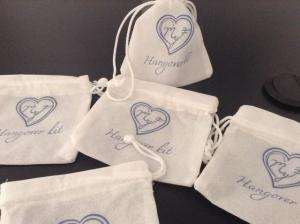 mini bolsas ecologicas para boda 2015