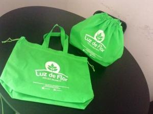 bolsas ecologicas estilo morralito impresas 2015