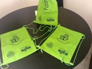 mochilas o bolsas ecologicas impresas una tinta 2015