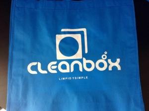 bolsa ecologica azul turqueza 2015