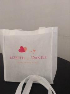 bolsa ecologica para bodas 2015