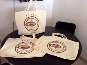 bolsas de manta impresas
