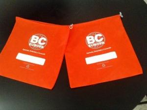bolsas ecologicas rojas estilo morralito con jareta fabricantes