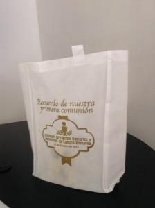 bolsas ecologicas blancas fabricante octubre 2015