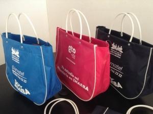 bolsas ecologicas o bolsas de canasta estilo campana u ollita 2015