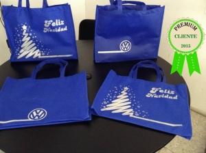 bolsa ecologica fabricante en Puebla imrpesas 1 tinta 2 caras 2015