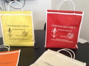 bolsas de canasta para regalo