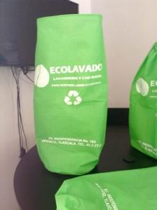 bolsa ecologica impresa morral verde apizaco tlaxcala