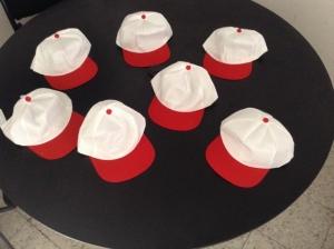 gorra para campana 2016 blanca