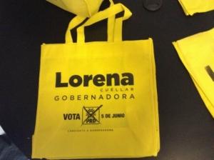bolsas ecologicas amarillas prd tlaxcala