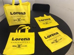 bolsas ecologicas para campañas politicas 2016