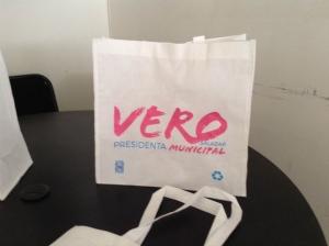 bolsas ecologicas presidenta muncipal 2 tintas