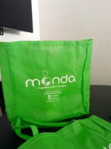 bolsas ecologicas en puebla verde limon