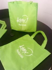 bolsas ecologicas verde manzana impresas edo mex