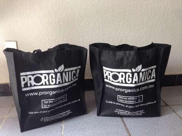 538bf322c bolsas ecologicas negras guadalajara impresas 1 tinta ...