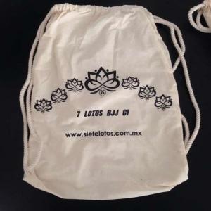 fabrica de bolsas de manta con jareta integrada